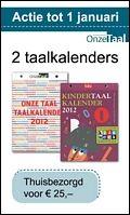 Taalkalender + Kindertaalkalender